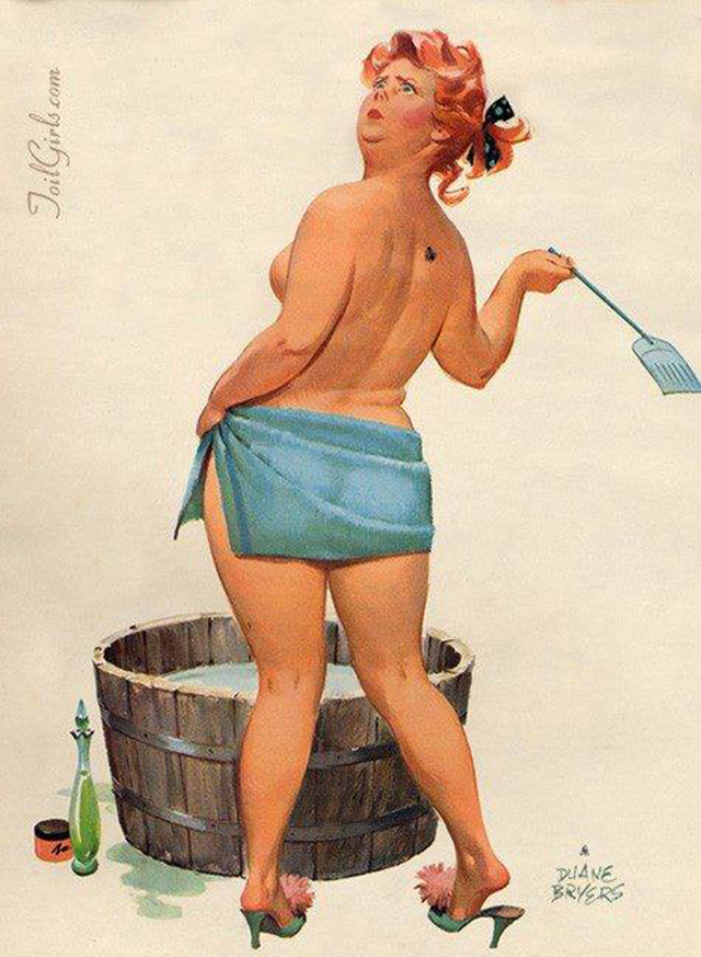 Are not pin up duane bryers hilda remarkable